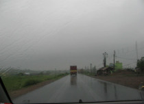 Monsoon in Orissa