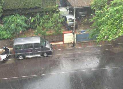 Monsoon rains begin in Pune