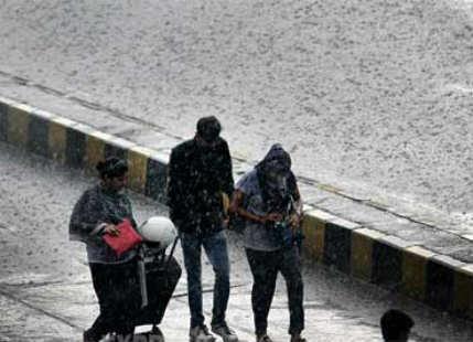 Torrential Monsoon rains lash rain deficit Gujarat