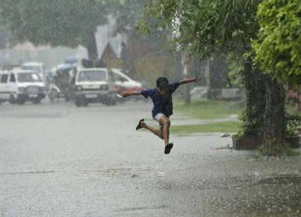Country observes rainiest day of the season, deficiency dips to 2 percent