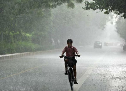 On and off rains to continue over Latur, Maharashtra
