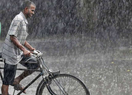 Monsoon rains to remain intense over Central and East India