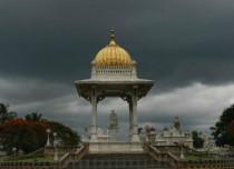 Rain in Mysore