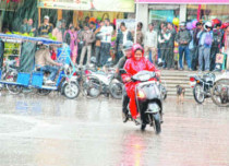 Ranchi records first three digit rainfall of the season, highest in a decade