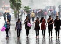 Uttar Pradesh rains 1