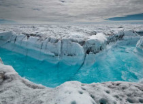 Greenland lost one trillion tons of ice in 3 years