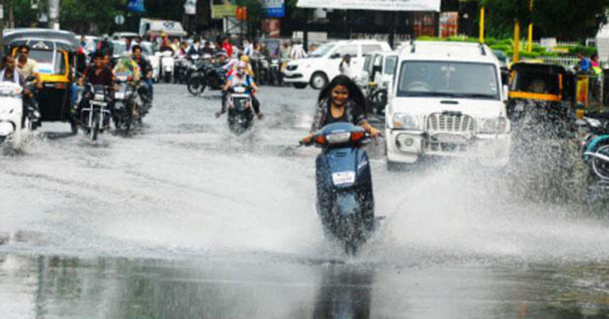 Nagpur Surpasses Monthly Average With 113 Mm Rain More In