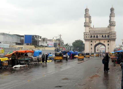 Hyderabad receives first spell of heavy Monsoon rains in July