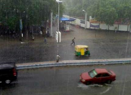 Ahmedabad Rain