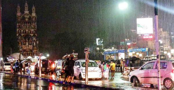 Chhattisgarh Rains 1