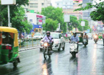 Twin Cyclonic Circulations to give more Monsoon rains over Gujarat