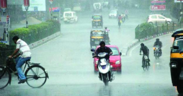 Rain in jamshedpur