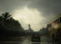 Kerala rain feature