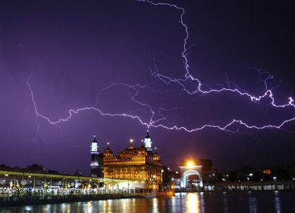 Skymet Weather partners with Earth Networks to provide live lightning alerts
