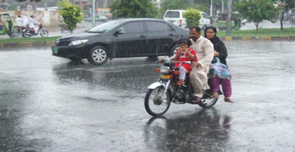 Pakistan Rains 1