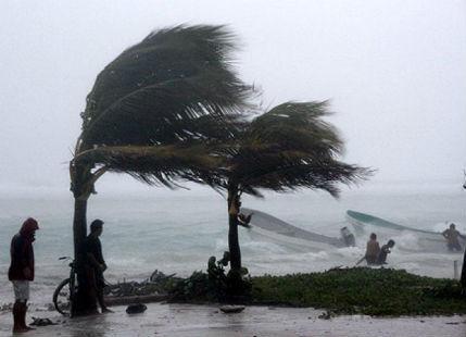 early cyclone