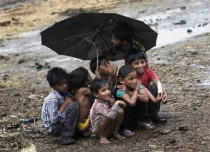 Rain likely over Chhattisgarh, Jharkhand and Odisha