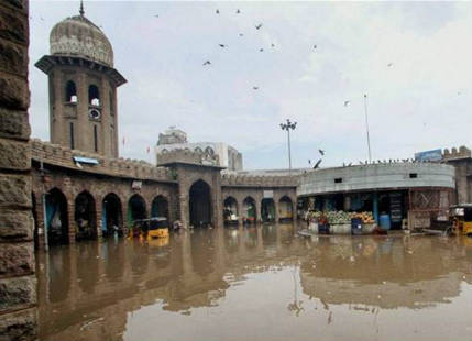 Godzilla Hyderabad rains may soon break century old record