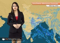 Monsoon 2016 Forecast for Sep 30: Monsoon Rains in Jharkhand, West Bengal, Chhattisgarh, Chennai