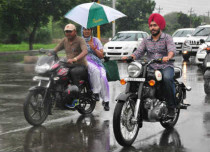 Punjab Rain Tribune India 429