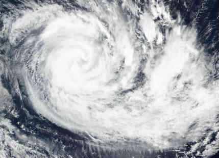 Tropical Cyclone Japan