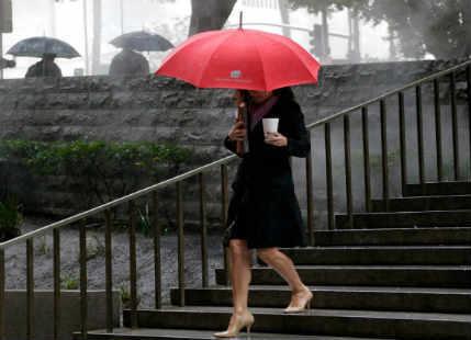 California Rains