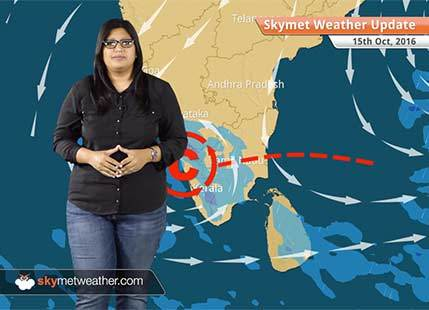 Weather Forecast for Oct 15: Rain in Peninsular and Northeast India, Dry in Northwest, East
