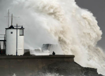 Central US to reel under icy cold conditions