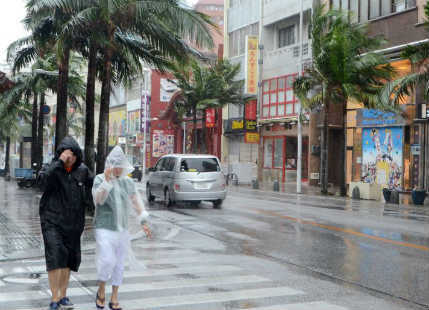 Typhoon sarika