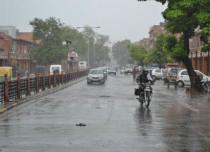 Rain over Jharkhand, Chhattisgarh on New Year's Day