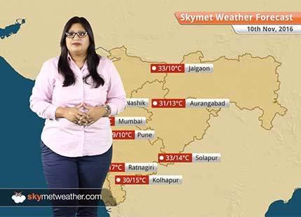 Weather Forecast for Maharashtra for Nov 10: Cold nights in Marathwada, Vidarbha