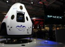 NASA SPACEX Falcon contract 2