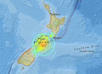 New Zealand Earthquake 2
