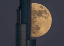 Stunning Images of Supermoon 2016 from across the globe