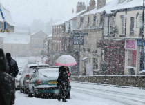 Winter to officially begin in the United Kingdom