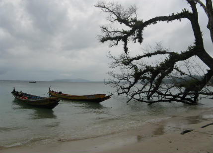 Heavy rains lash Andaman Islands, more in offing