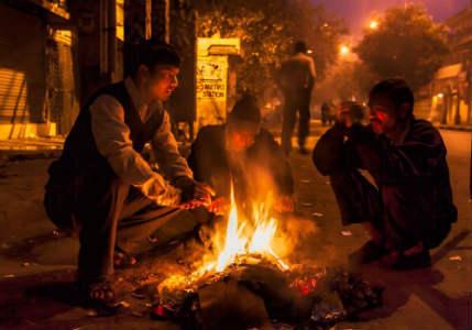 Delhi to experience winter chill, temp to go down