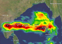 MUST WATCH: Lifetime of Vardah, the strongest cyclone of 2016