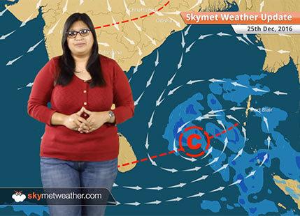 Weather Forecast for Dec 25: Snow in Kashmir, Himachal, Fog in Delhi, Punjab, UP, Bihar