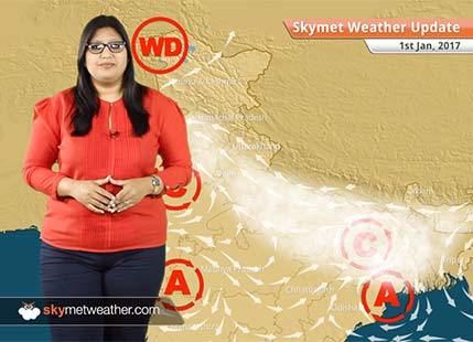 Weather Forecast for Jan 1: Winter chill to grip North and East India, Rain in Chennai