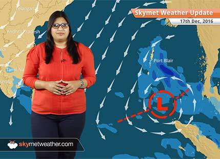Weather Forecast for Dec 17: Fresh low pressure in Bay of Bengal, Mercury dips in North India