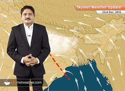 Weather Forecast for Dec 23: Fog will intensify over east UP, Bihar and north Jharkhand