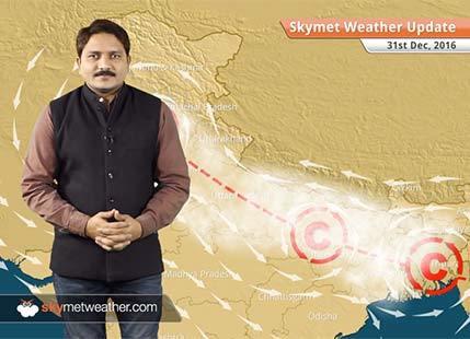 Weather Forecast for Dec 31: Fog in Delhi, UP, Bihar, WB