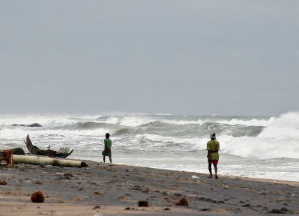 Depression in Arabian Sea