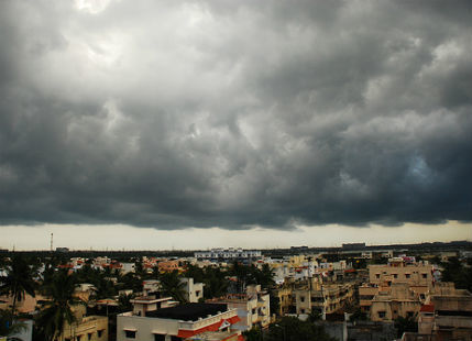 Rain in Chennai rains