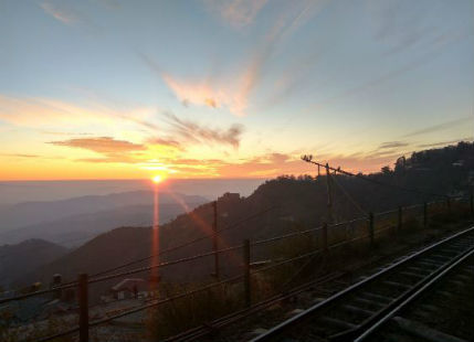 Shimla hotter than most parts of North & Central India