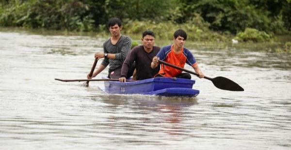 Thailand Floods 1