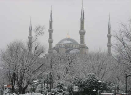 Turkey Snow