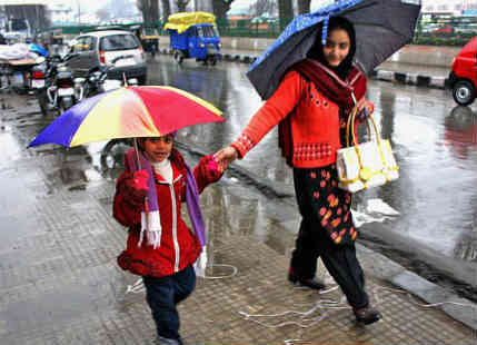 Light winter rain likely over foothills of Uttar Pradesh