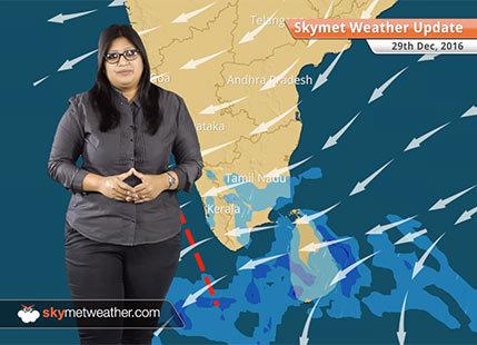 Weather Forecast for Dec 29: Snow in Kashmir, Fog in Delhi, Punjab, UP, Bihar